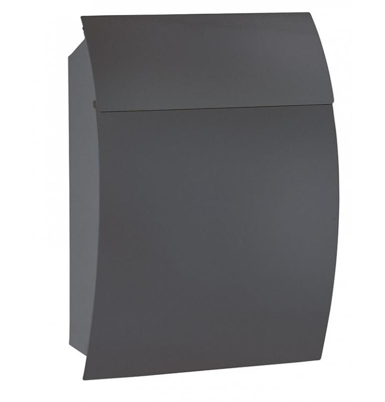 Skrzynka pocztowa ROTTNER HARROW - Czarna