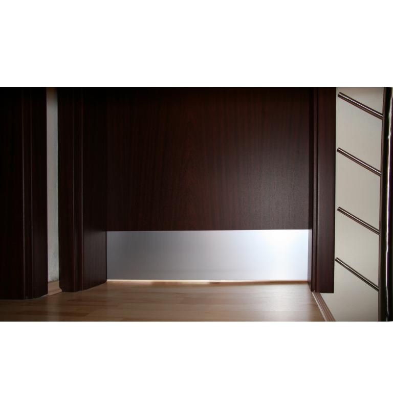 Okopové plechy - Balíčky (určené pre falcové dvere)