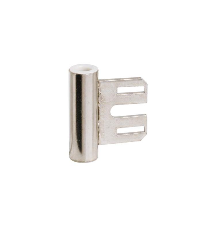 Zárubňová část pantu do ocelové zárubně (vertikální)