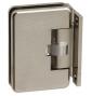 Automatický pružinový pánt na sklenené dvere CT - CER401S - ONS - Nikel brúsený