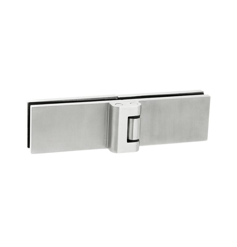 Horizontální pant na skleněné dveře JNF - IN.27.001