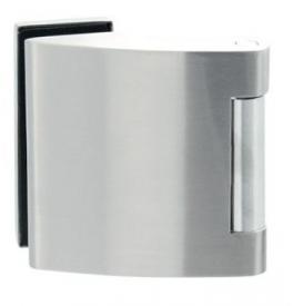 Vertikální pant na skleněné dveře SP - 10124