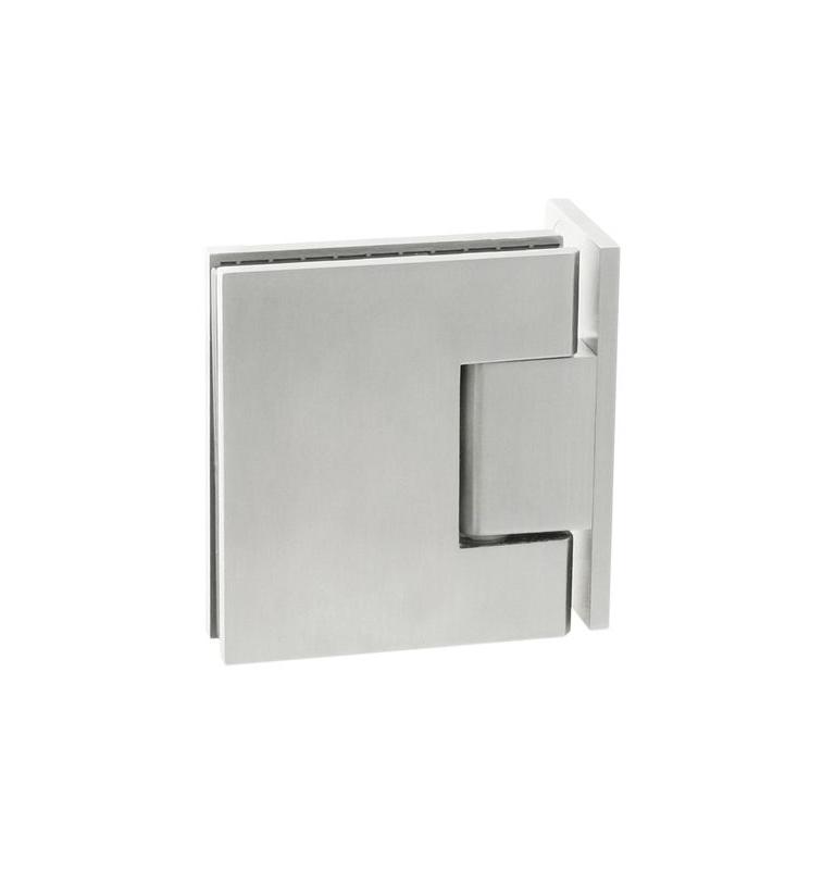 Pružinový pant na skleněné dveře se zastavením JNF - IN.05.303
