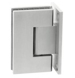 Pružinový pánt na sklenené dvere so zastavením JNF - IN.05.307