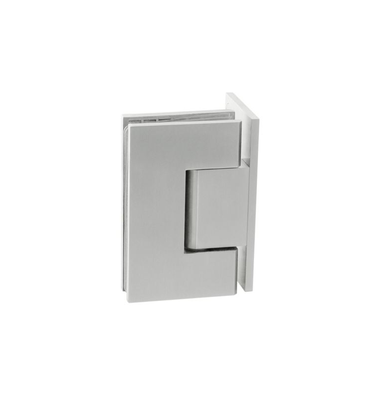 Pružinový pant na skleněné dveře se zastavením JNF - IN.05.306
