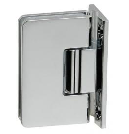 Pružinový pant pro sprchové dveře CT - CER404S - OC - Chrom lesklý
