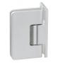 Pružinový pant pro sprchové dveře CT - CER405S - OCS - Chrom broušený