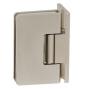 Pružinový pant pro sprchové dveře CT - CER405S - ONS - Nikl broušený