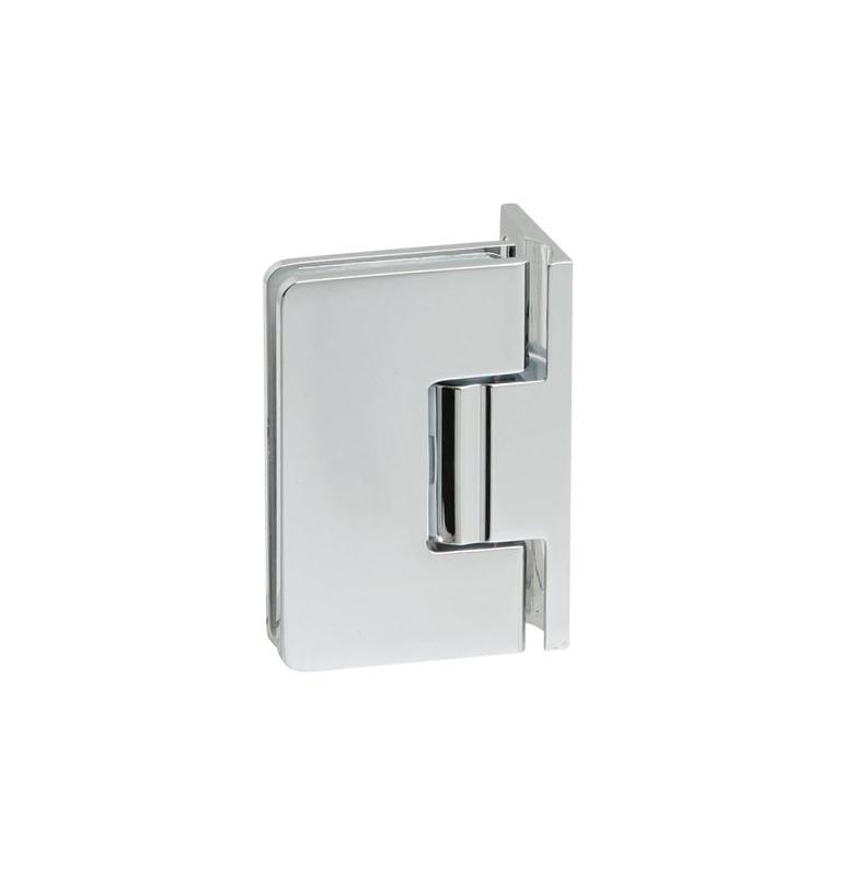 Pružinový pant pro sprchové dveře CT - CER405S - OC - Chrom lesklý