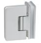 Pružinový pánt pre sprchové dvere CT - CER407S - OCS - Chróm brúsený
