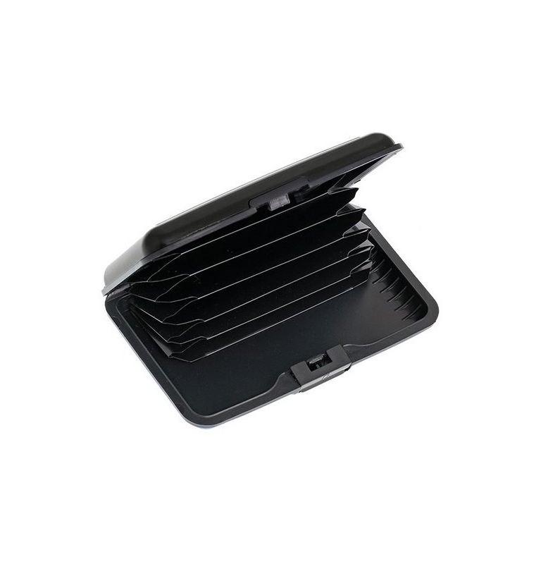 Pouzdro na doklady Aluma wallet černé
