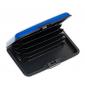 Aluma wallet púzdro na doklady modré