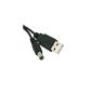 USB napájací kábel