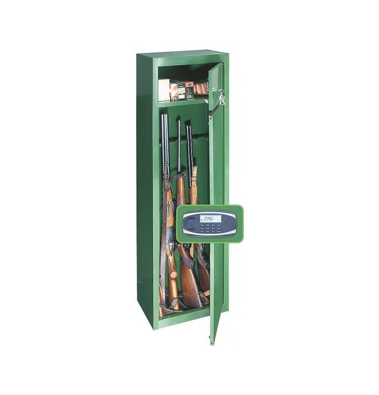 COMSAFE skriňa na zbrane GUN-5 - zelená
