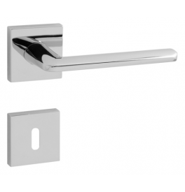Handle TUPAI ELIPTICA - HR 3098Q - OC - Polished chrome