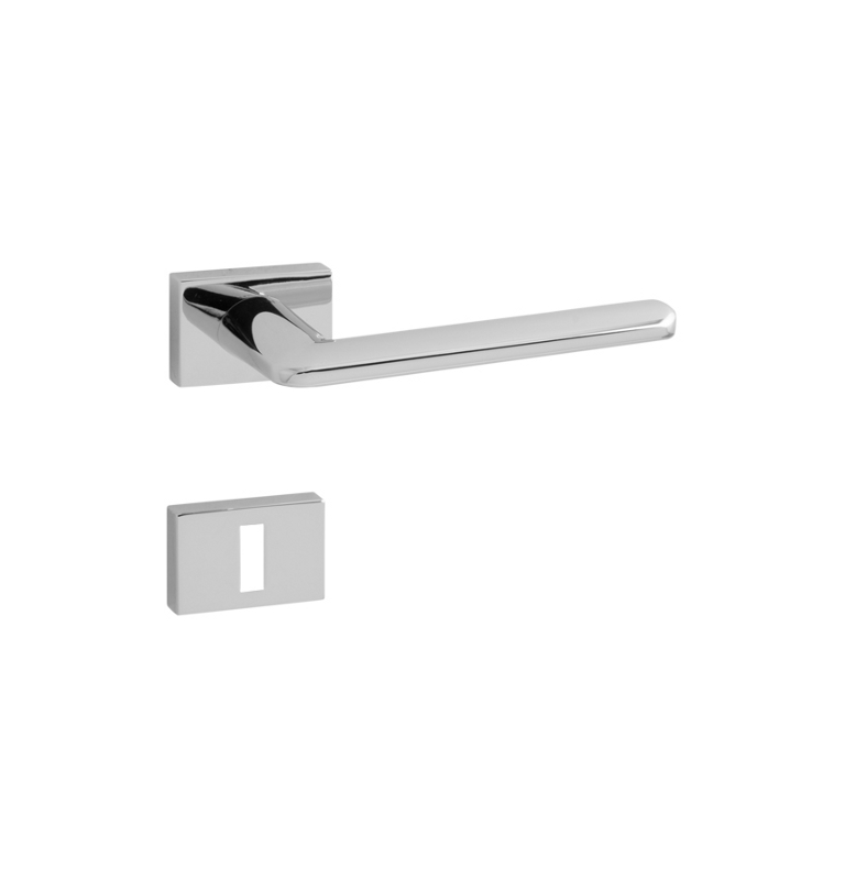 Handle TUPAI ELIPTICA - RT 3098RT - OC - Polished chrome