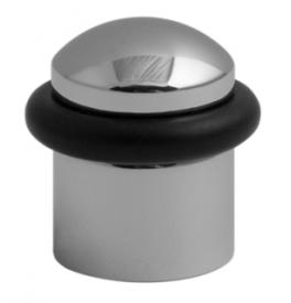Zarážka dverí oválna TUPAI 115 - OC - Chróm lesklý