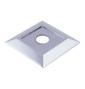 Podstavec pre zarážku dverí TUPAI 2617 - OC - Chróm lesklý