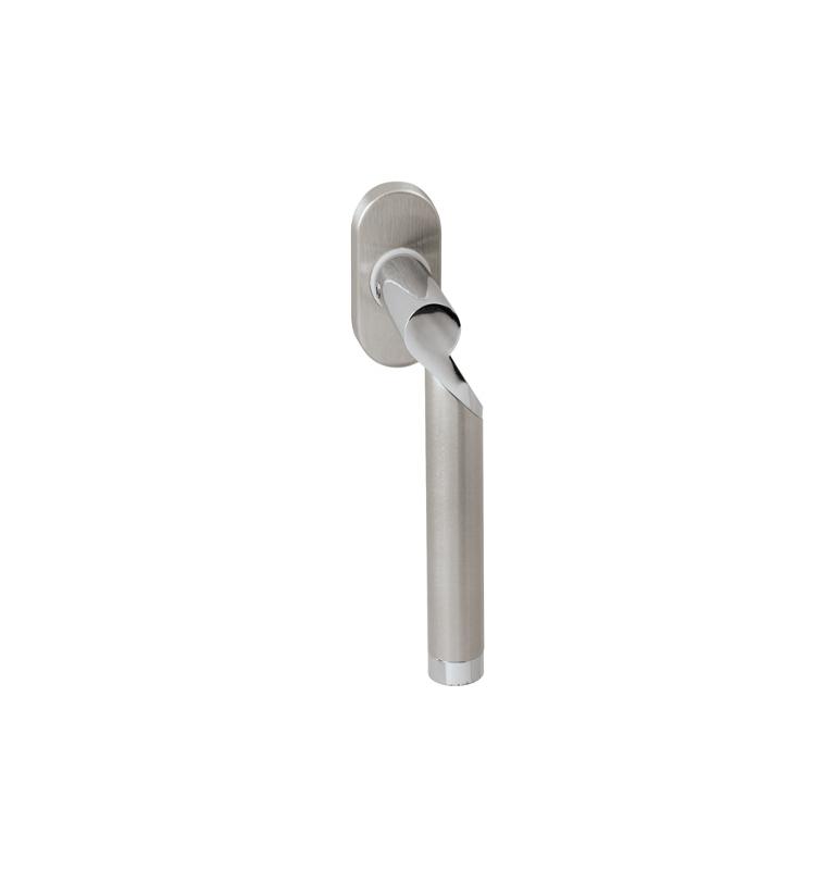 DK - MARENA - R 794 - OC / BN - Chrom glänzend / geschliffen edelstahl