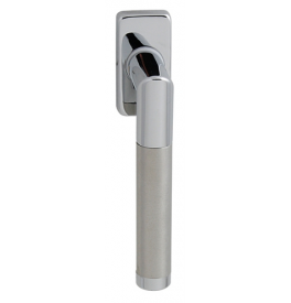 DK - PRADO - HR 792Q - OC / BN - Polished chrome / brushed stainless steel