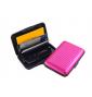 Aluma wallet pouzdro na doklady růžové
