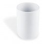 Pohár na zubní kartáčky NIMCO OMI bílý