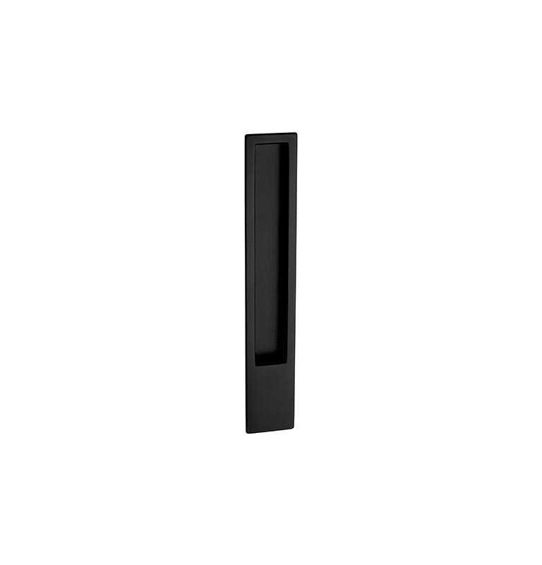 Mušle na posuvné dveře PAMAR 1098Z - BLM - Černá matná