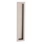 Griffmulde für Schiebetüren PAMAR 1098Z - NP - Nickel perle