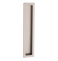 Shell for sliding door PAMAR 1098Z - NP - Nickel pearl