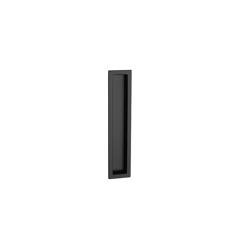 Hranatá mušla na posuvné dvere PR - 1097Z - T - Titán