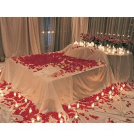 Lupeny z růží (100ks)