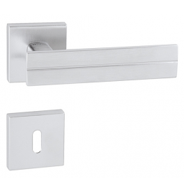 Handle TUPAI LINHA 1 - HR 2736Q - OCS - Brushed chrome