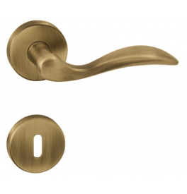 Handle TUPAI LEA - R 1948 - OGS - Mate antique brass