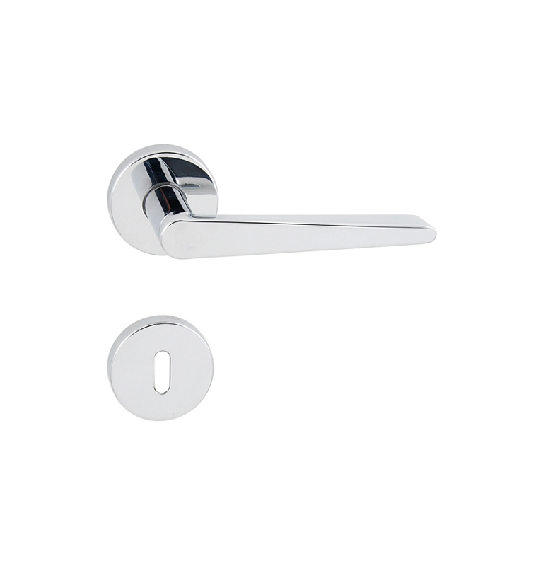 Handle TUPAI SECO - R 1964 - OC - Polished chrome