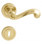 CARLA - R 738 - OLV - Polished brass