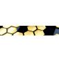 Naklejki żywiczne do klamek TUPAI VARIO - Honeycomb