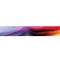 Naklejki żywiczne do klamek TUPAI VARIO - Rainbow