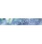 Naklejki żywiczne do klamek TUPAI VARIO - Blue Glitter