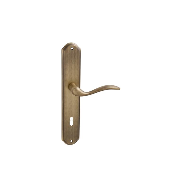 Kilincs MINORCA - OGS - Súrolt bronz matt