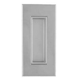 Uchwyt do drzwi przesuwnych TUPAI 2650 - OC - Chrom błyszczący