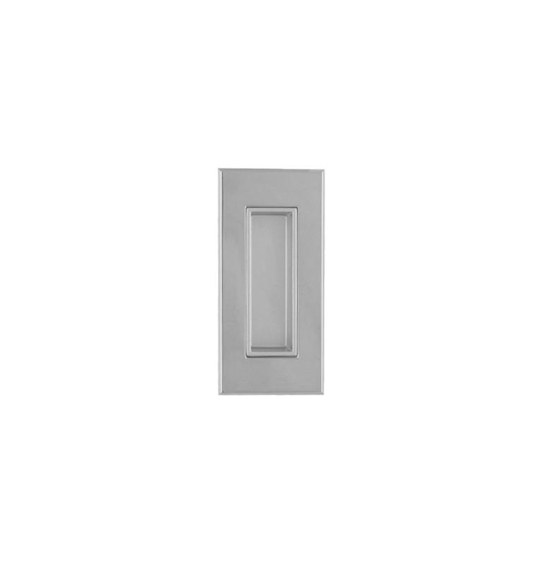 Mušla na posuvné dvere TUPAI 2650 - OC - Chróm lesklý