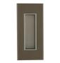 Mušle na posuvné dveře TUPAI 2650 - T - Titan