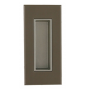 Shell for sliding door TUPAI 2650 - T - Titan