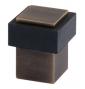 Ajtóütköző TUPAI 2617 - OGS - Súrolt bronz matt