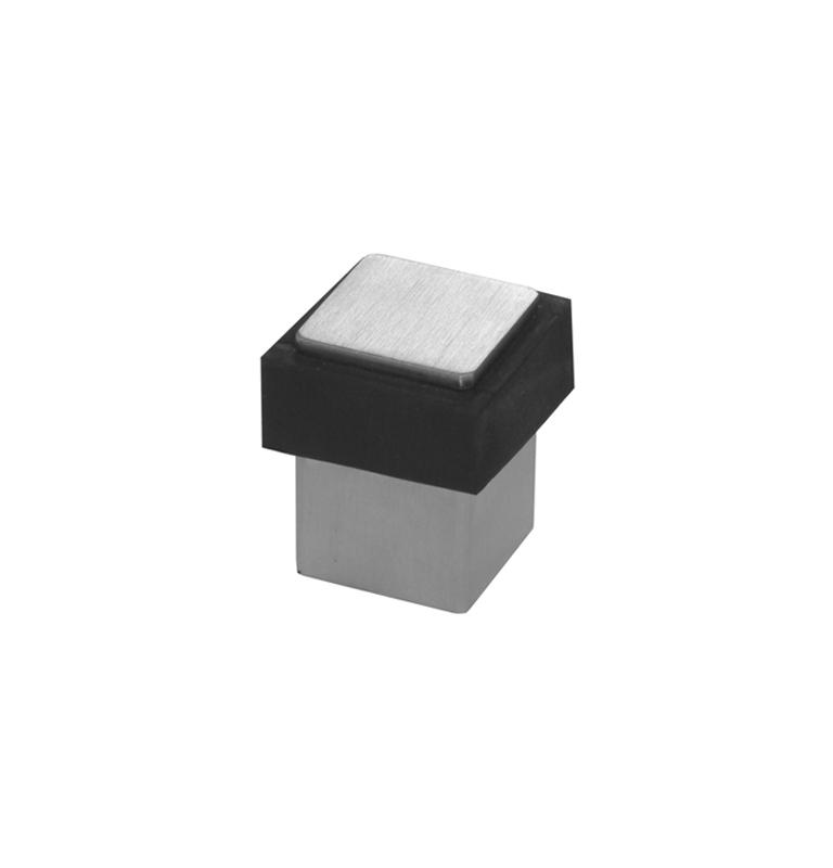 Ajtóütköző TUPAI 2261 - BN - Szálcsiszolt inox