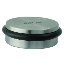 Door stopper AXA FS 90 - BN - Brushed stainless steel