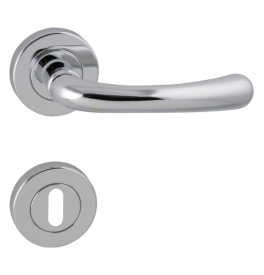 Handle DEA - R - OC - Polished chrome