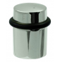 Door stopper roller - OC - Polished chrome