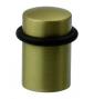 Ajtóütköző henger - OGR - Súrolt bronz