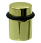 Door stopper roller - OLV - Polished brass